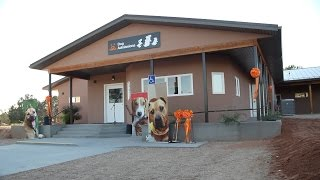 Best Friends Animal Sanctuary Dog Admissions Grand Opening 2015