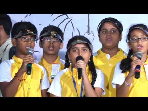 PATRIOTIC SONG BY RAINBOW SCHOOL - C.B.S.E STUDENTS