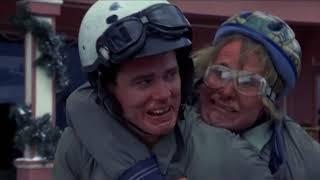 Приехали...отрывок из фильма (Тупой и ещё Тупее/Dumb and Dumber)1994
