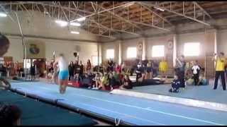 Спортивная акробатика Львов