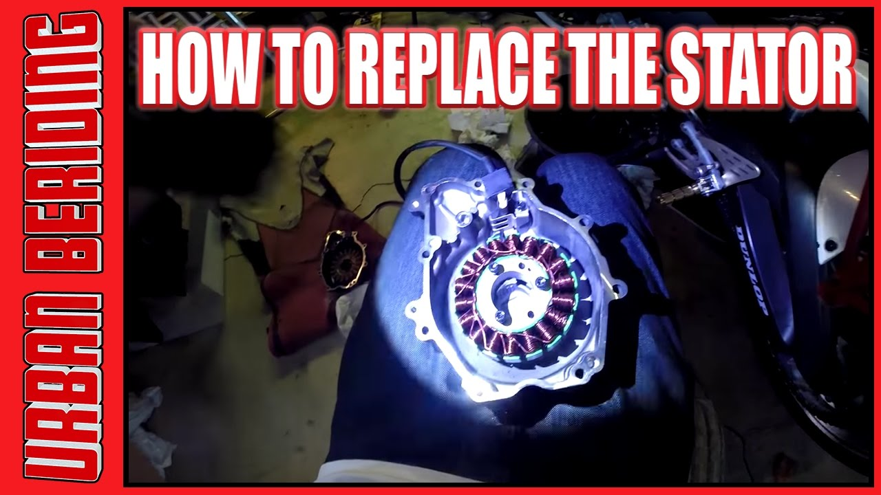 How To Replace R6 Stator Cover Youtube 2002 Yamaha Wiring Diagram