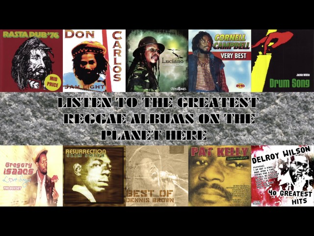 Listen to the Greatest Reggae Albums Here! - YouTube