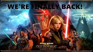 Back on Swtor! Operative clicker pvp!!