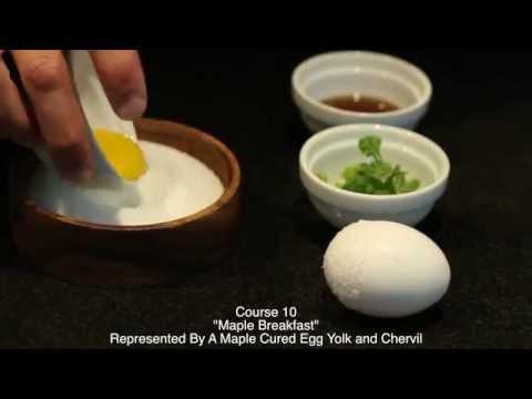 Moto Restaurant Presents: The Edible Menu