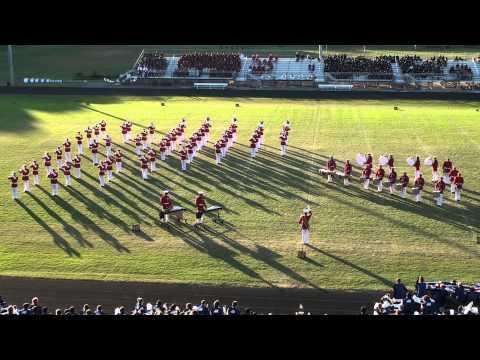 US Marine Drum and Bugle Corps