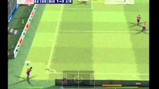 Pes 2014 gameplay Ps2
