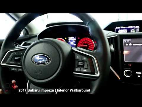 2017-2018 Subaru Impreza review | Interior Walkaround | Part 2/8