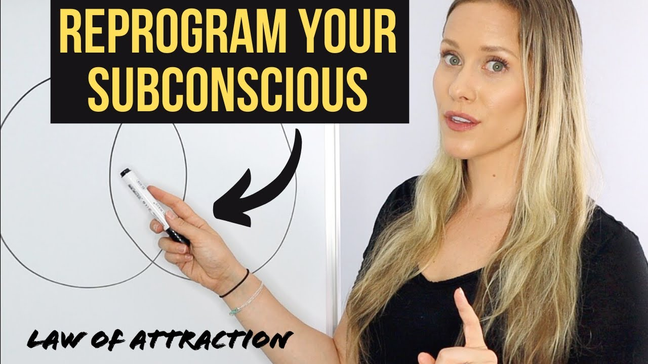 How To Reprogram Your Subconscious Mind | Try This Technique!