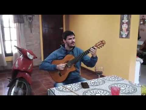 Germán Kalber   Zamba Para Mi Luna (En Charata)