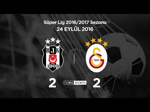 24.09.2016 | Beşiktaş-Galatasaray | 2-2