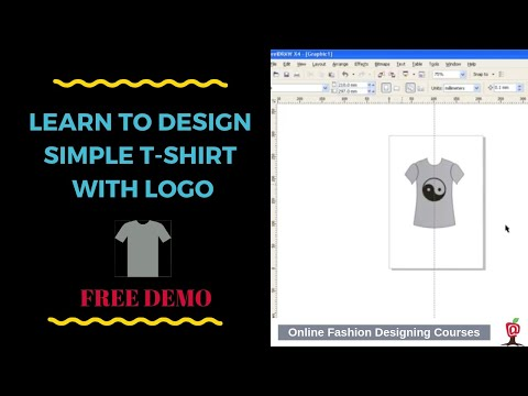 Online T- Shirt Designing - Free Demo- Online Fashion CAD Courses -14