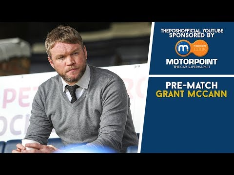 FREEVIEW | McCann Previews Televised Match Up With The Dons