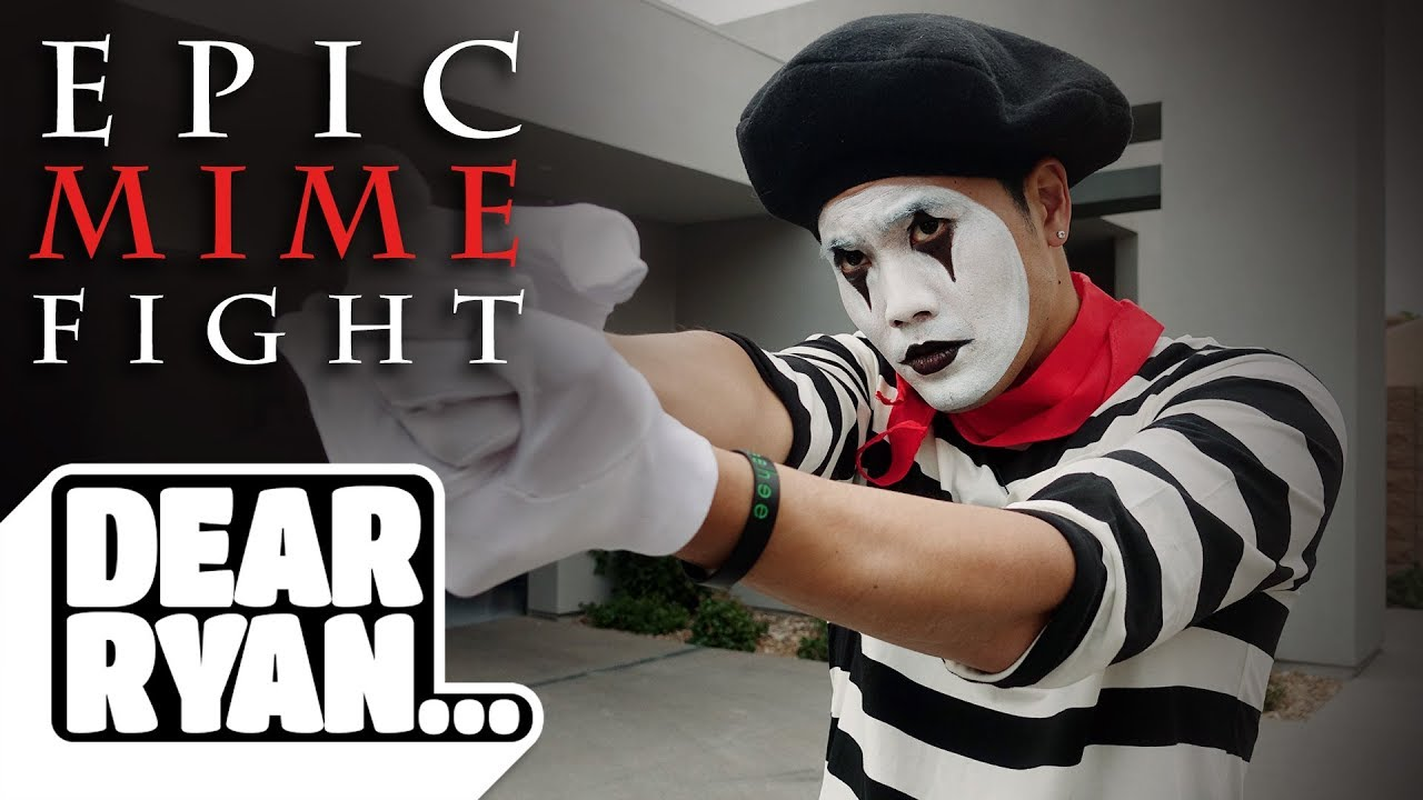 Download Epic Mime Fight! (Dear Ryan)