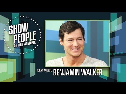 Show People with Paul Wontorek Full Interview: Benjamin Walker of AMERICAN PSYCHO