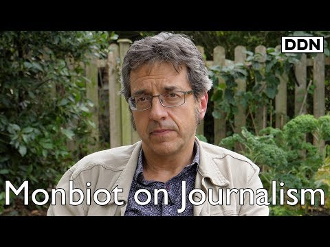 The Problem with Political Journalism   George Monbiot