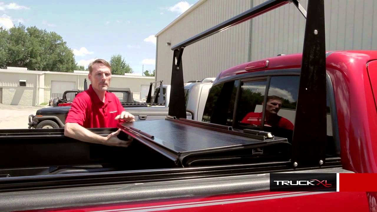 Bakflip Cs Tonneau Cover Review With Truck Rack System