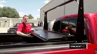 Bakflip CS Tonneau Cover Review with Truck Rack System - AutoCustoms.com