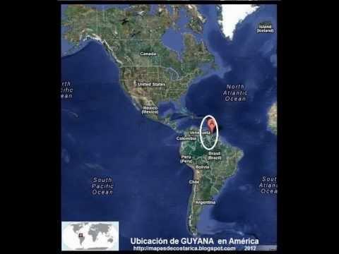 COLECCION DE MAPAS DE GUYANA.wmv