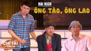 Hài Tết 2020 - ÔNG TÀO ÔNG LAO - Chí Tài, Hoài Linh, Trường Giang | Liveshow Chí Tài 2019 [Phần 1]