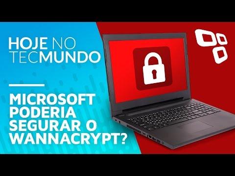 Microsoft poderia ter segurado o WannaCrypt? - Hoje no TecMundo