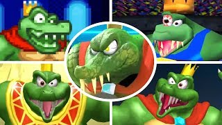 Evolution of King K Rool (1994-2018)