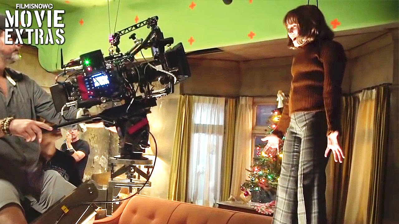go behind the scenes of the conjuring 2 2016 youtube