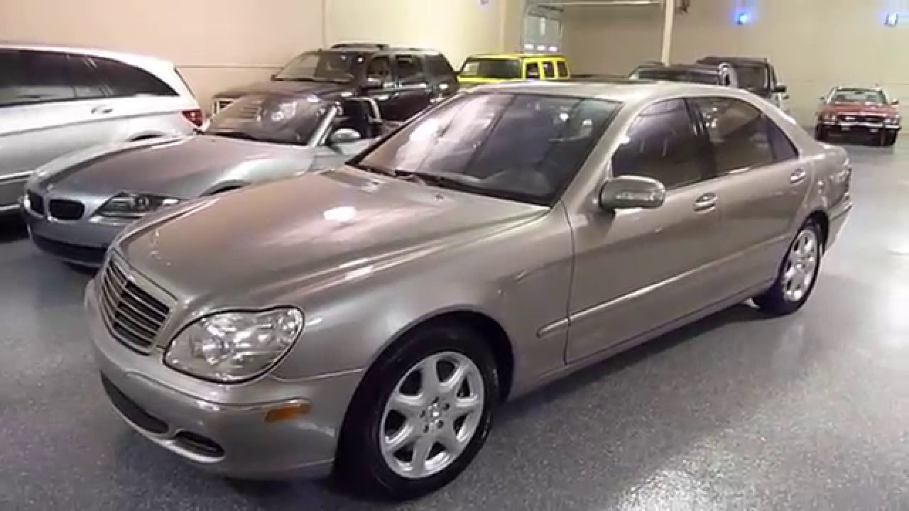 2006 mercedes benz s430 4matic sold 2536 plymouth mi for Mercedes benz novi michigan