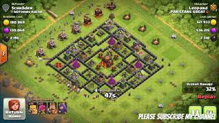 Secret Trick For Getting Millions Of Loot In Clash Of Clans By Hashir..!!