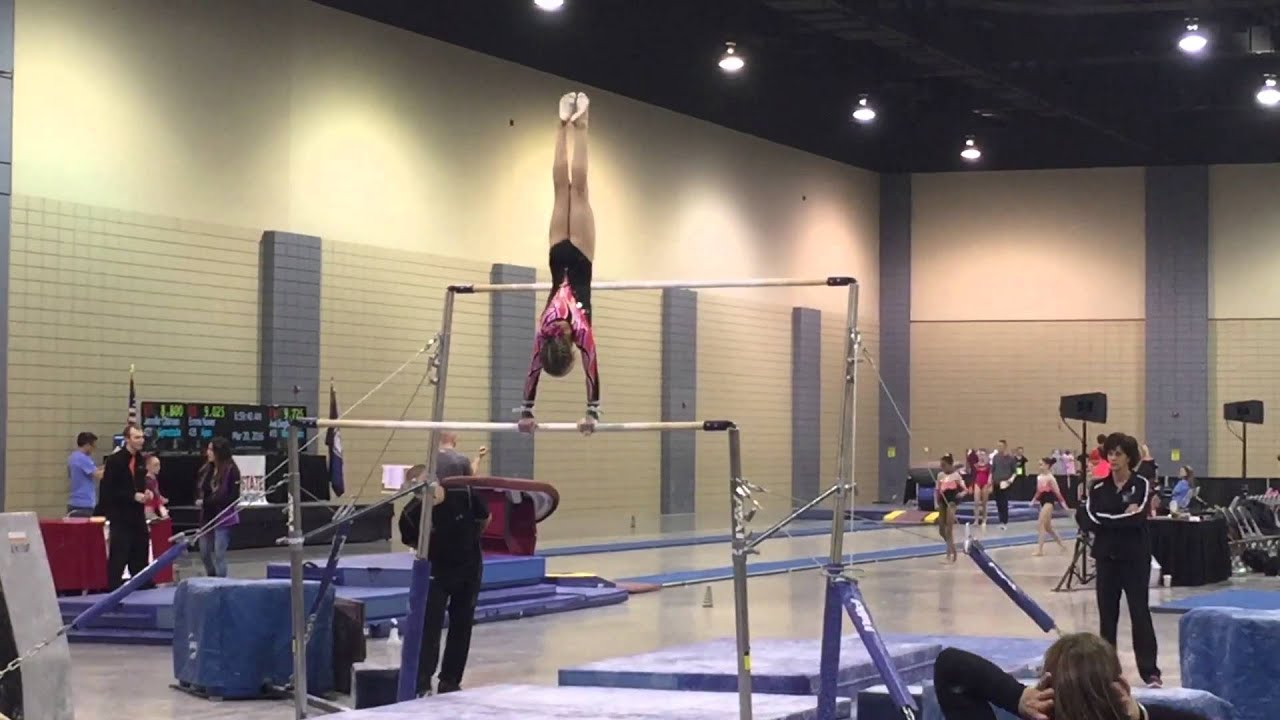 virginia state gymnastics meet 2014 level 8