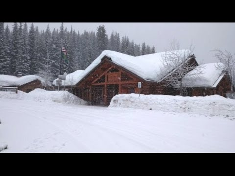 Record Snow Montana & Western U.S Peaks Blanketed above 5500ft | Mini Ice Age 2015-2035 (244)
