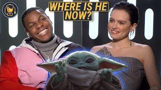 Where's Baby Yoda Been? Daisy Ridley, John Boyega and 'The Rise of Skywalker' Cast Discuss thumbnail
