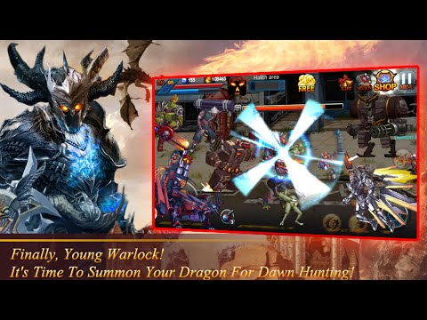 Dawn Hunting Evil Slaughter Gameplay Android - 동영상