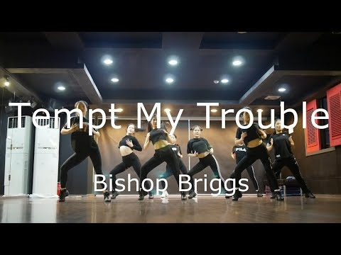 Bishop Briggs-Tempt My Trouble Dance Tutorial(mirror Mode) Choreography By WonHye Kim