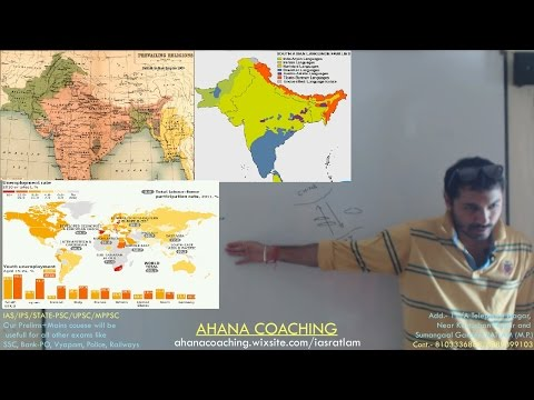 IAS/UPSC - Energy and Mineral Resources in the World - AHANA COACHING - Demo Lecture 2