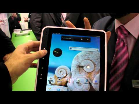 PocketBook A10 Android Tablet