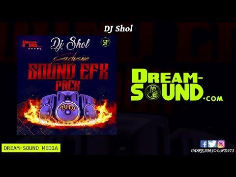 DJ Shol - Exclusive Sound EFX Pack (Sound Effects 2019)