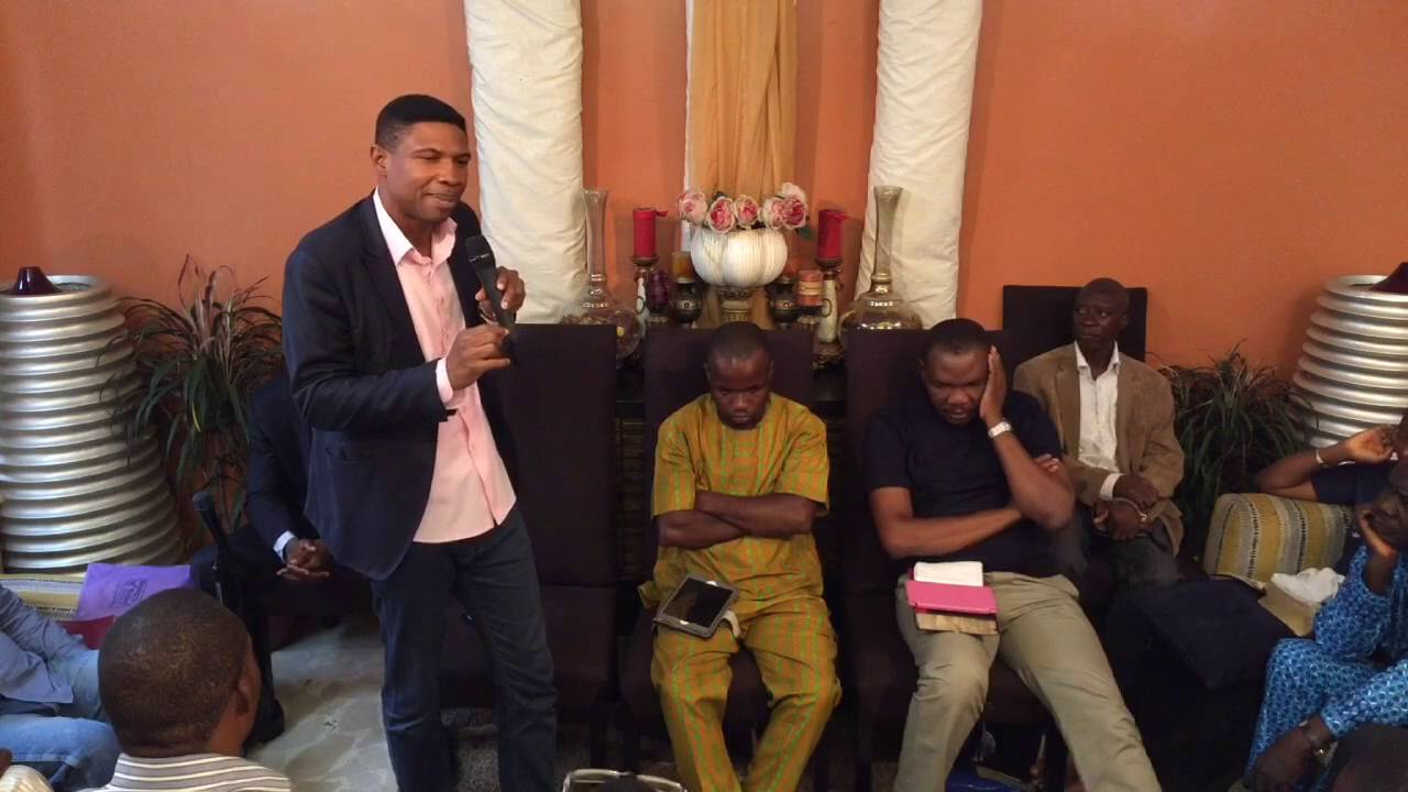 Download Territorial Alignment and Gates of Authority - Babs Adewumi, Ministers Rest