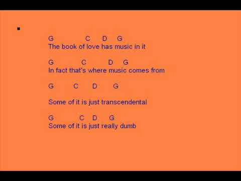 BOOK OF LOVE CHORDS by Peter Gabriel UltimateGuitarCom