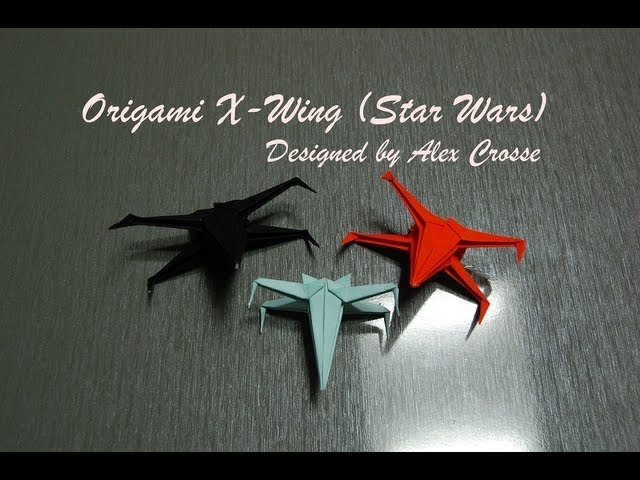 How To Make Star Wars Origami All About Japan
