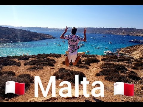 Travel Vlog: Welcome to MALTA - July 2018