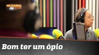 Sobre a Copa, Pedro Cardoso diz: é bom ter um ópio