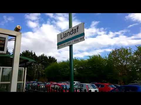 Llandaf Train Station