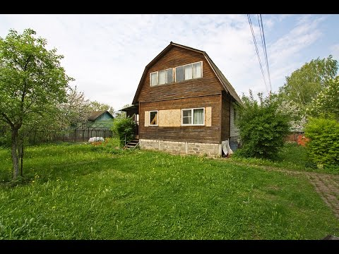 Снять дом на лето | Дом по Каширскому шоссе | Kvar-dom.ru