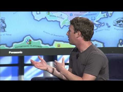 A Conversation with Mark Zuckerberg - Web 2.0 Summit 2010