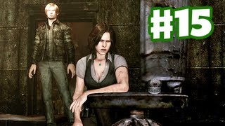 Resident Evil 6 - Underground Lab