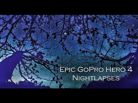 GoPro | Night lapse Time lapse with Settings #2