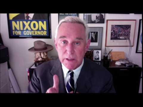 Malzberg | Roger Stone Reacts to Comey Firing & Trump Tweet