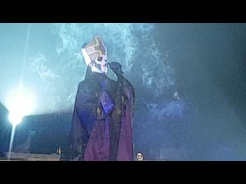 Ghost - Masked Ball / Square Hammer @Ice Hall Helsinki 30.4.2017