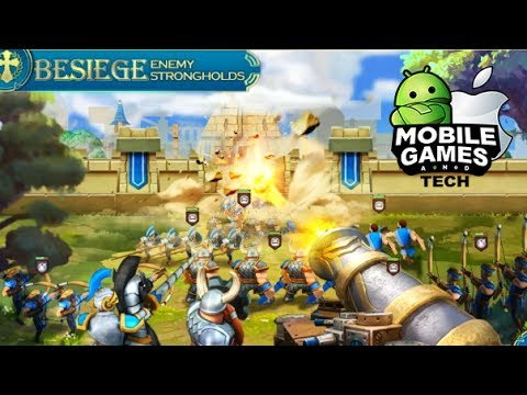 Art of Conquest AoC Android iOS Gameplay
