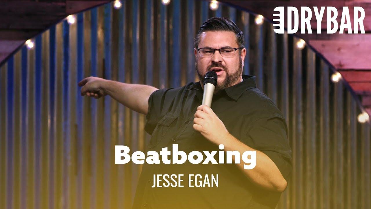 Bad Puns & Beatboxing. Jess Egan